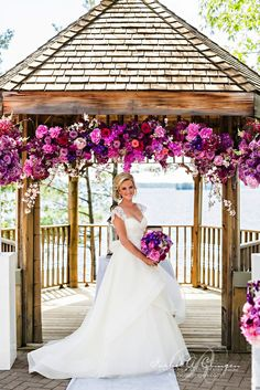 A Colourful Muskoka Wedding At Taboo Resort - Wedding Decor Toronto Rachel A. Clingen Wedding & Event Design