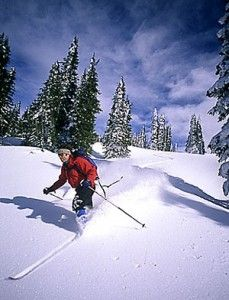 Ski Idaho!