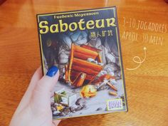 All Things Blue: Boardgame: Saboteur