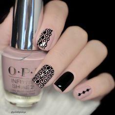 Seven Wonders Of OPI and stamping plate from BeautyBigBang <3 #nails #nailart #opi #sevenwondersofopi #opiperu #stampingnailart