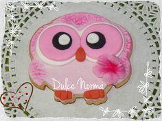 Cookie Búho
