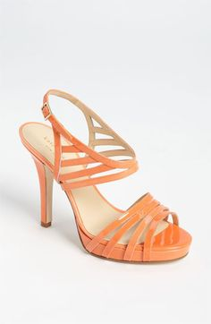 kate spade new york 'raven' sandal available at #Nordstrom. get in seafoam patent