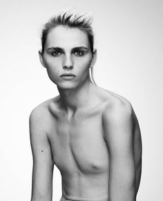 """Andrej Pejic, male model modelling female couture - blog post about one of the most unique models today. While he didn't fit at all into the ordinary world, the model scene loved him. What's wrong with the perception of """"normal"""" and """"allowed"""" nowadays?"""