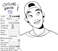 Lately people have been asking about my brush settings for drawing, which I haven't updated in my FAQ since… 2013? Idk, but anyway here are the ones I've been using the most these days. *(Take into account that I change a lot the density of all of...