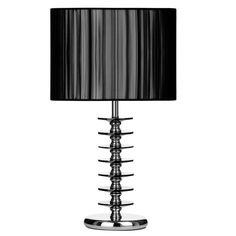 Hoop Table Lamp by Harley & Lola