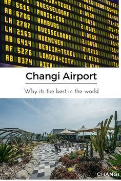 With all the trips we have done Changi Airport in Singapore has been the one thing that we are able to rely on. We have always had a stop over in this wonderful Airport.