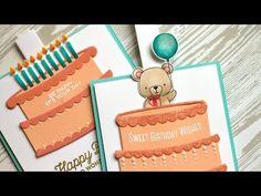 Stampin' Up! Pinwheel Spinner Card - YouTube
