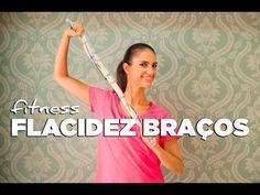 TV Chris Flores: como combater a flacidez e deixar braços e costas firmes e fortes - YouTube