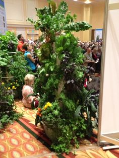 Convention Towergarden. WOW