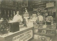 grocer 1915
