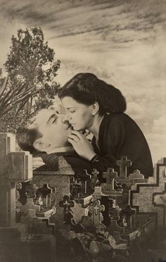 Dream No. 22: Last Kiss (Grete Stern, 1949)