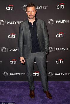 Richard Armitage at the LA Emmy's  09-17-2017