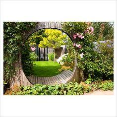 Garden Hobbit Hole