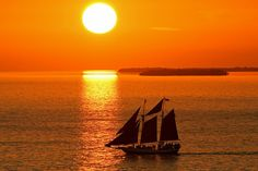 Key West sunset cruise #MarriottCourtyardKeyWest #DreamKeyWestVacation