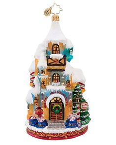 Christopher Radko Holiday Headquarters Ornament - 1016897