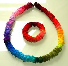 The Crafty Crow felt bracelets images - Bing Images