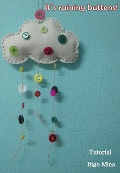 It´s raining buttons! tutorial
