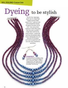 Book Review - Jewelry Projects from a Beading Insider - The Beading Gem's Journal