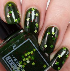Firecracker Lacquer - Jolly Holly