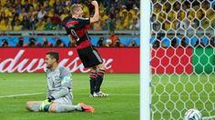 2014 FIFA World Cup Brazil™: Brazil (1) -Germany (7)