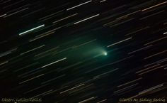 Comet C/2013 A1 Siding Spring seen on 6 September 2014 from Argentina. (Image credit: César Nicolás Fornari)
