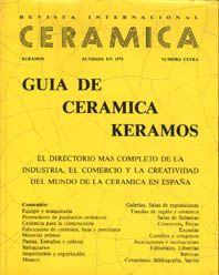 REVISTA CERAMICA - Guía Keramos