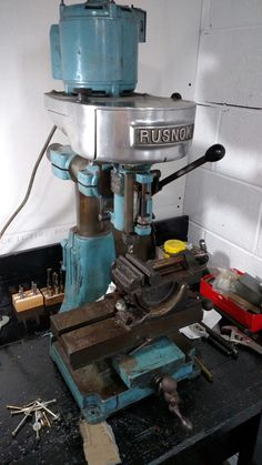 engine milling machine