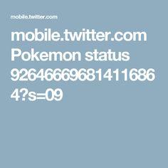 mobile.twitter.com Pokemon status 926466696814116864?s=09