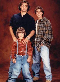 the lawrence brothers were hawtiesss. matthew was my fav.