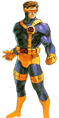 Cyclops. My personal favorite design-wise.