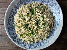Recipe Inspiration: Pearl (Israeli) Couscous Salads