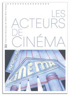 Document philatélique officiel (DPO) émis pour le bloc-feuillet des acteurs du cinéma, 19-20/10/12 © Phil@poste, La Poste, DR.
