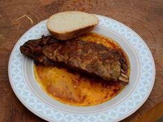 French Toast, Pork, Meat, Breakfast, Kale Stir Fry, Morning Coffee, Pork Chops