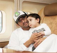 9/14 Prince Fazza (Hamdan bin Mohammed bin Rashid al Maktoum) Loves Children!