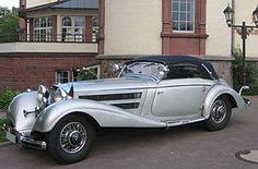 Mercedes-Benz 500K – 1934
