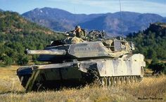general abrams | The M1 Abrams main battle tank was named in honor to General Abrams
