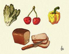 Stylish Illustrations by Yaguete