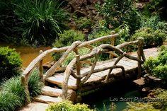 Pond Bridge, Garden Bridge, Bridge Design, Garden Features, Garden Structures, Dream Garden, Outdoor Fun, Yard Art, Backyard Landscaping