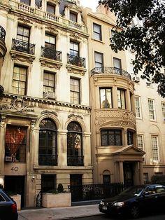 Double Arched Windows, Manhattan, New York City
