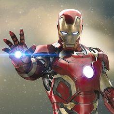 Iron Man IPad Wallpaper