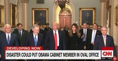 CNN slammed for encouraging violence  If Trump is Killed During Inauguration, Obama Appointee Would be President  http://www.infowars.com/cnn-if-trump-is-killed-during-inauguration-obama-appointee-would-be-president/
