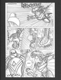 AKALICAVYKA COMIC 1 PAGE 4