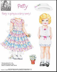 Amy,Kayla,Keesha,Kendra,Mae,Nan,Patty,Samantha Paper Dolls.This From Pitaove2 - MaryAnn - Picasa Webalbum