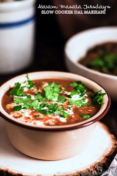 Garam Masala Tuesdays: Slow Cooker Dal Makhani - The Novice Housewife