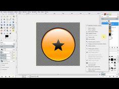 """GIMP DLA WSZYSTKICH - GIMP 2.8 """"Pierwsza Grafika"""" - YouTube"""