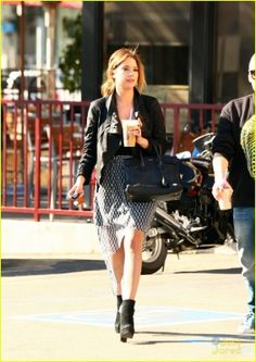 2014 > OUT FOR COFFEE IN LOS ANGELES