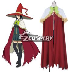 Witch Craft Works Kagari Ayaka Cosplay Costume #Everyone Can Cosplay! Cosplay costumes #Anime Cosplay Accessories #Cosplay Wigs #Anime Cosplay masks #Anime Cosplay makeup #Sexy costumes #Cosplay Costumes for Sale #Cosplay Costume Stores #Naruto Cosplay Costume #Final Fantasy Cosplay #buy cosplay #video game costumes #naruto costumes #halloween costumes #bleach costumes #anime