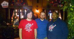 Meetup at Cuba Libre before the Wizards game. Enjoying some caipirinhas, steak sliders, empenadas, sangria, and Mahou beer. Here's what happened.