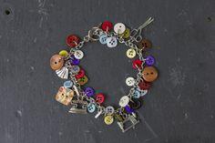 Kirstie Allsopp Button Kit exclusively available at Hobbycraft #craft #kirstieallsopp  http://www.hobbycraft.co.uk/kirstie-allsopp-button-kit/593489-1000