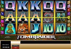 Tomb Raider on hyvää Microgaming kolikkopeli netissä! Aloita pelata tämä hyvää…